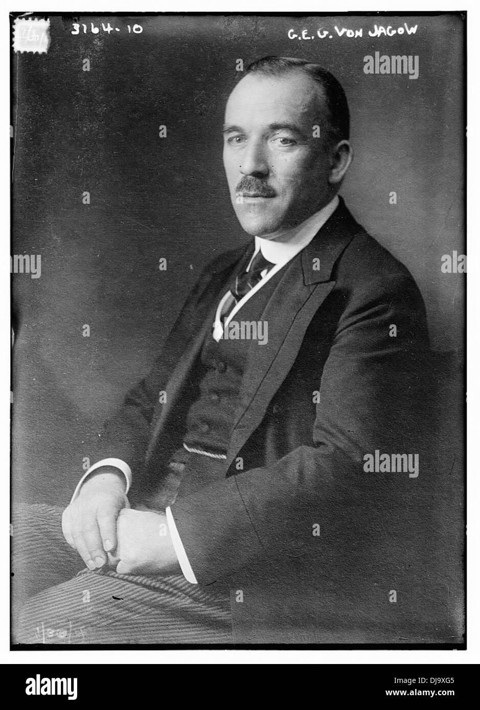 G.E.G. Non Jagow (LOC) - Stock Image