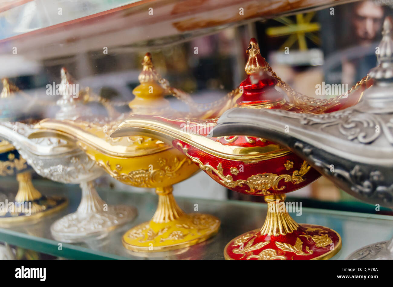 Colorful souvenir Aladdin sale in for shop lamps and at dCoxBeWQr