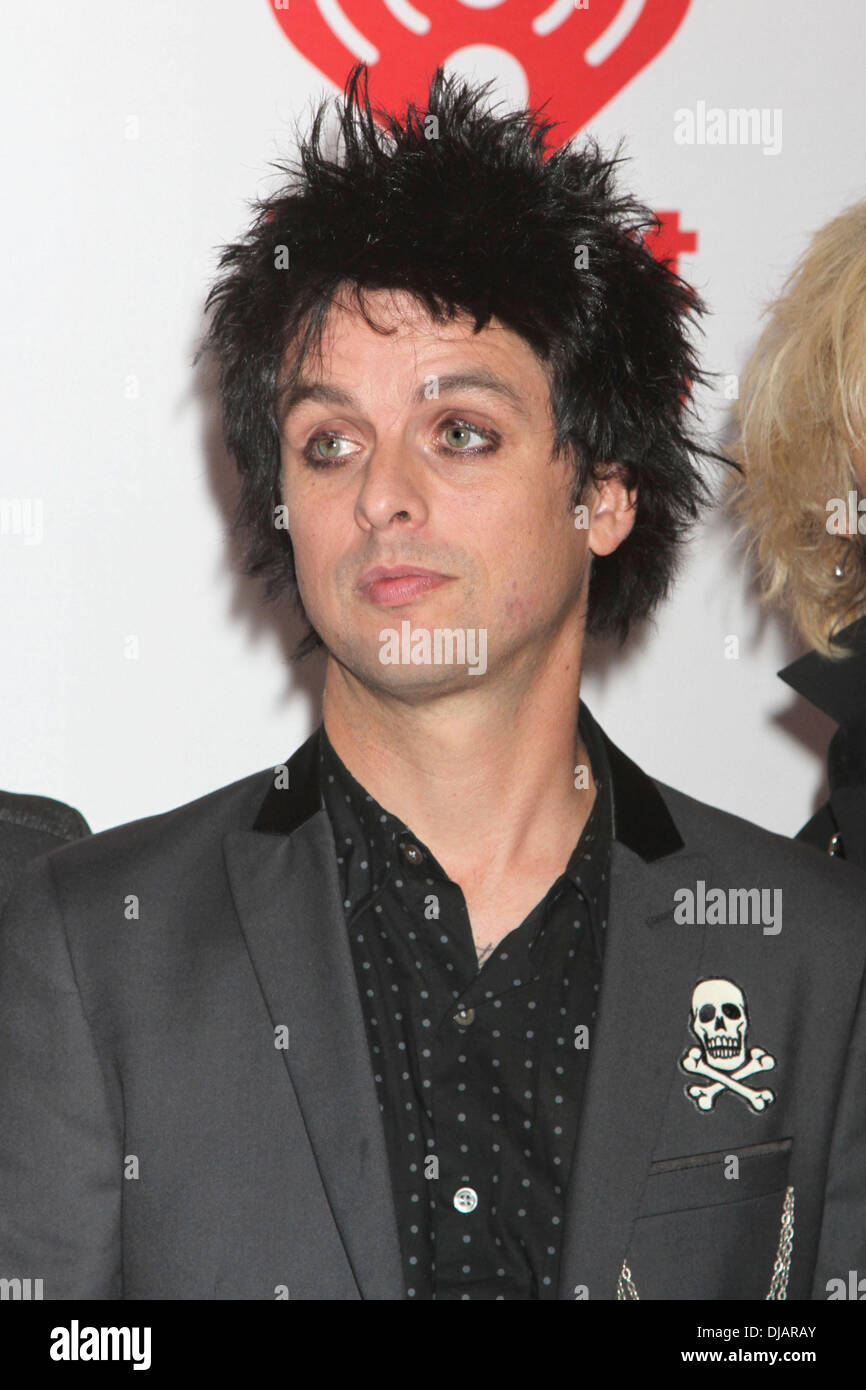 Billie Joe Armstrong Iheartradio Music Festival At Mgm Grand Garden