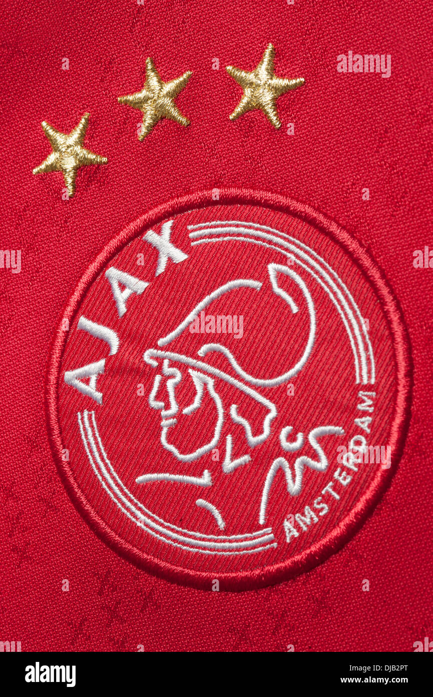 Ajax Amsterdam - Stock Image