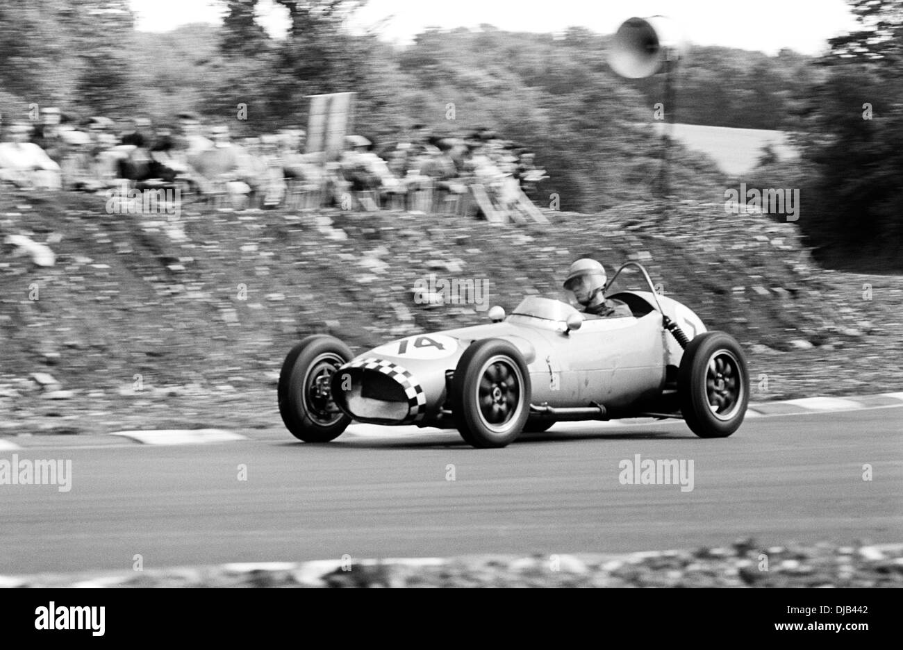Vintage Racing Car Stock Photos & Vintage Racing Car Stock Images ...