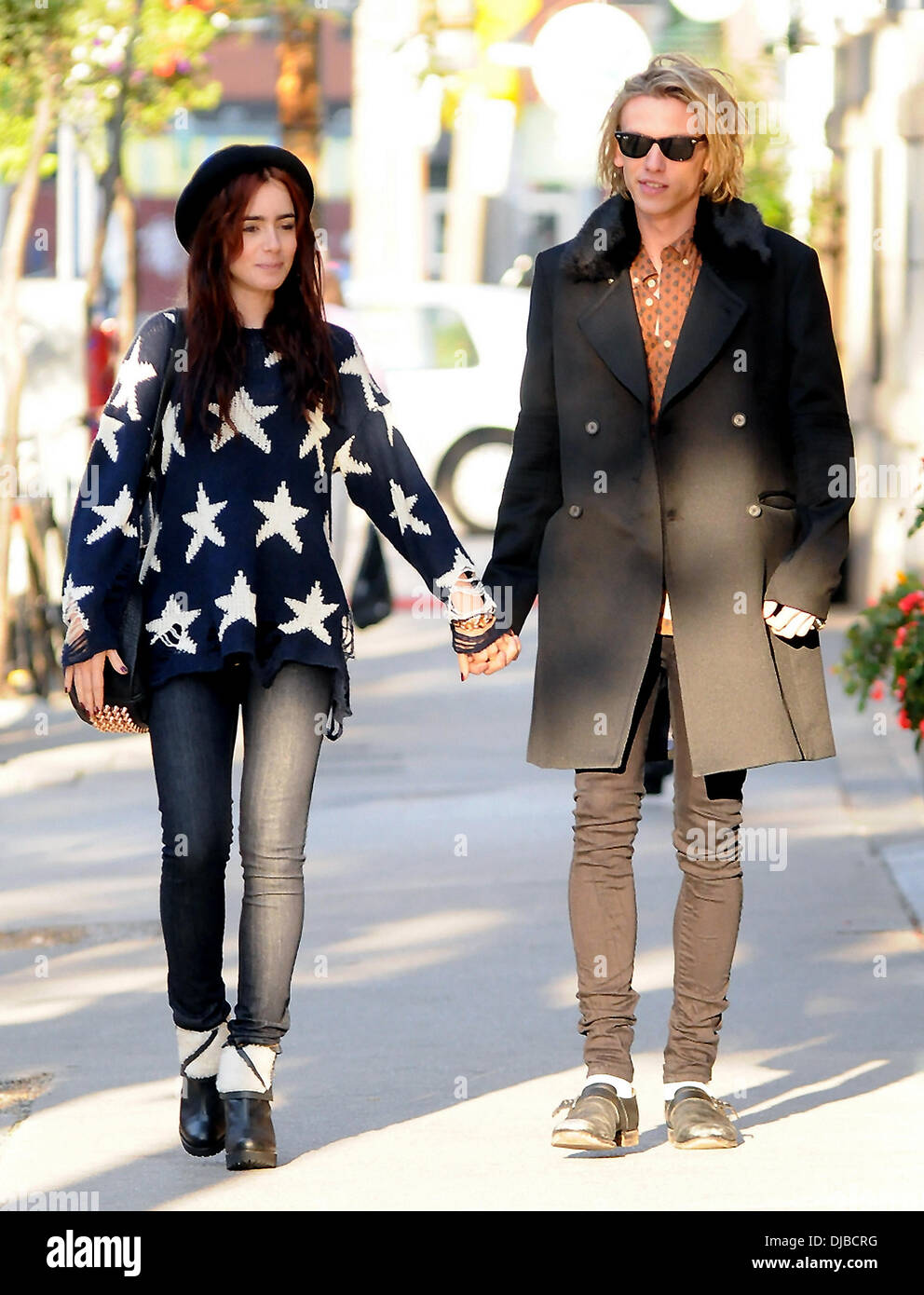 Lily collins and jamie campbell bower dating 2019