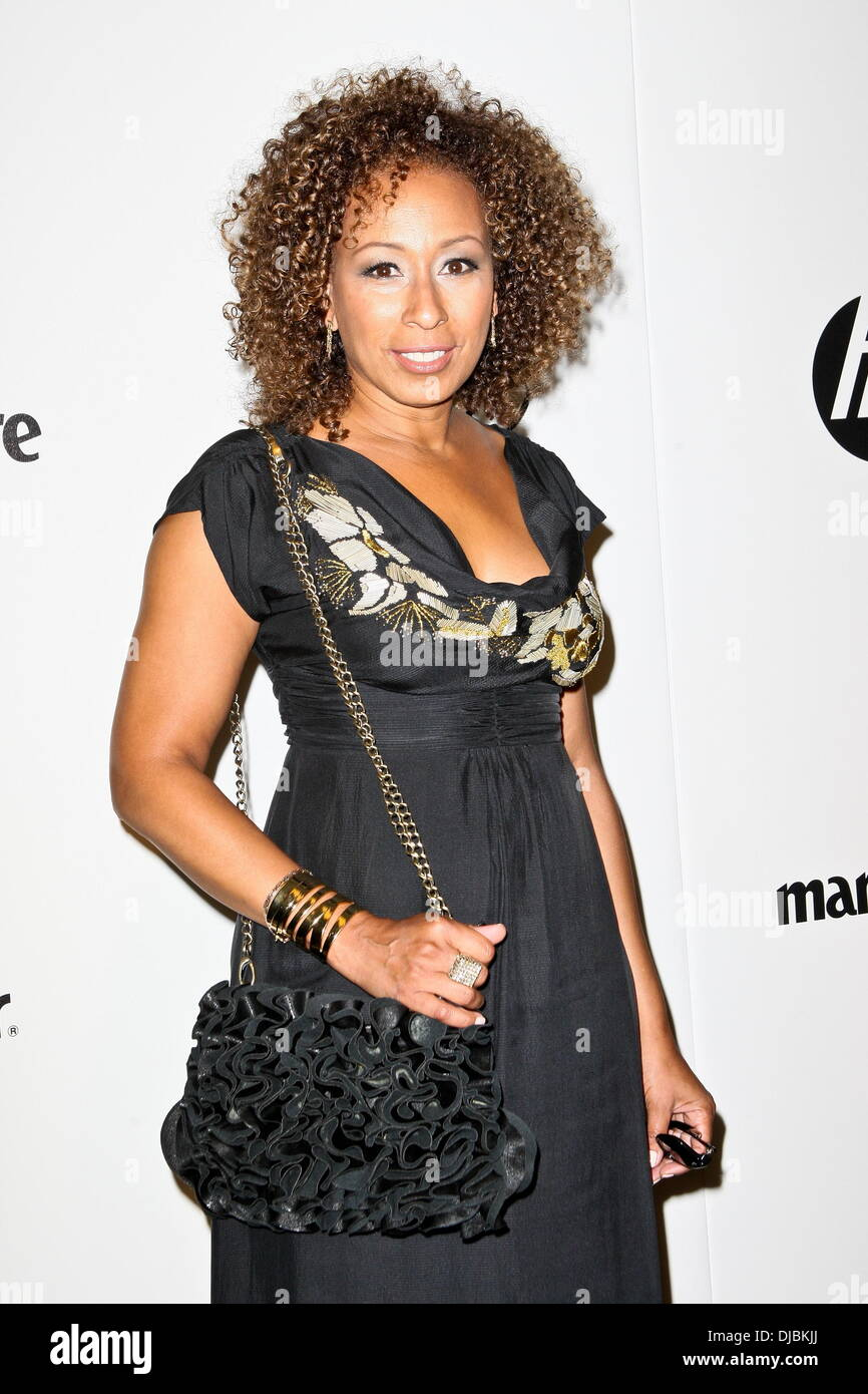 b44328f9f59 Tamara Tunie Project Runway Season 10 wrap party hosted by Lord   Taylor -  Arrivals New York City