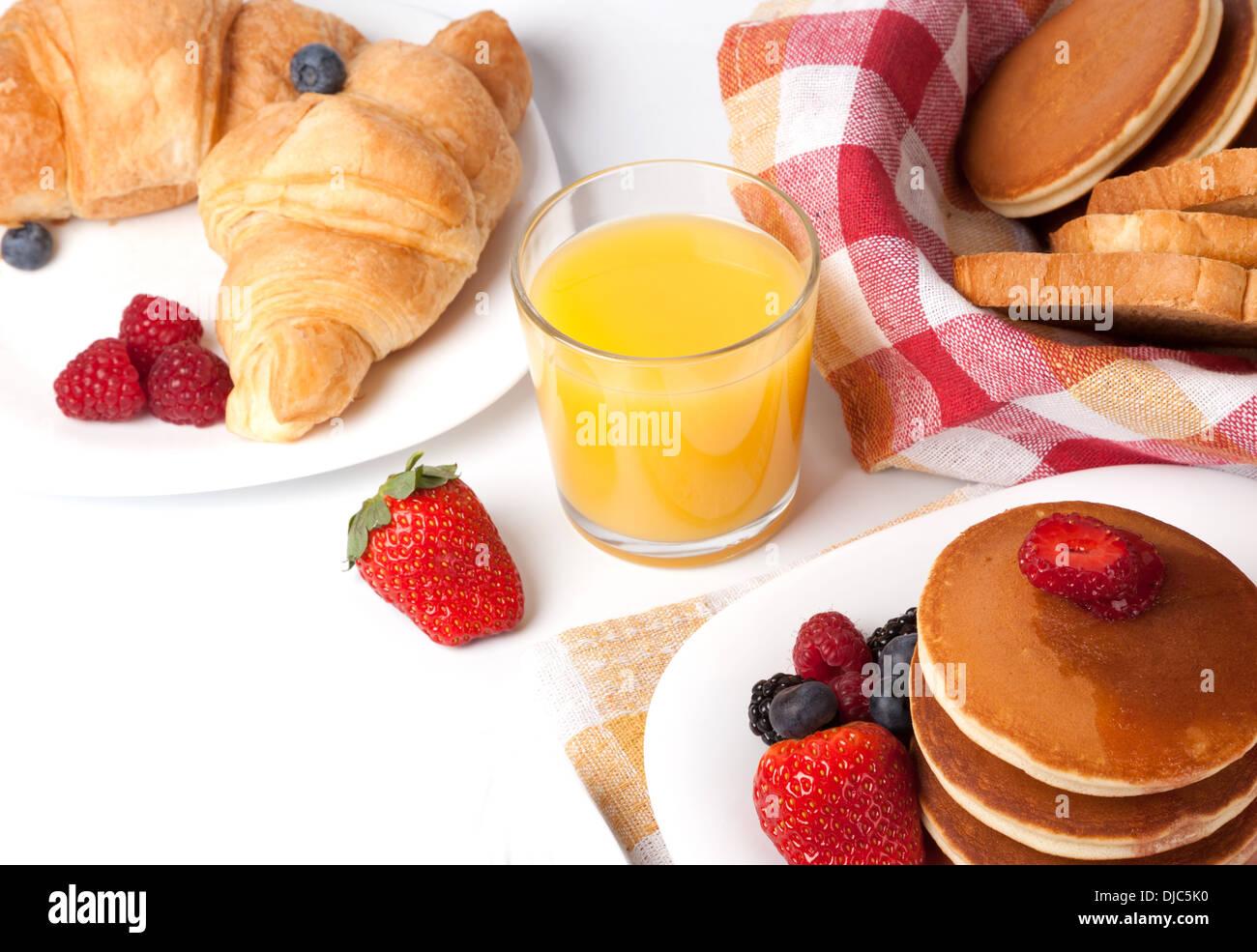 pancake - Stock Image