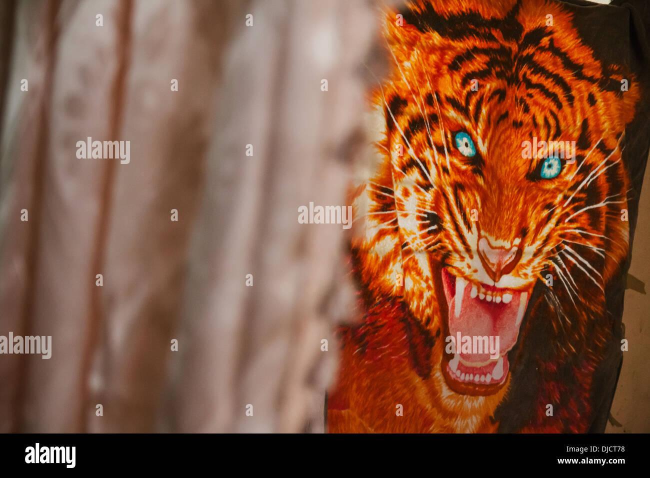 Tiger Print Stock Photos & Tiger Print Stock Images - Alamy