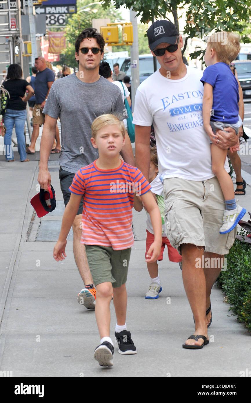 Matt Bomer Simon Halls And Sons Kit Walker And Henry Matt Bomer
