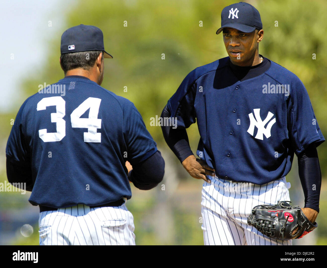 445b27859 New York Yankees Coach Stock Photos   New York Yankees Coach Stock ...