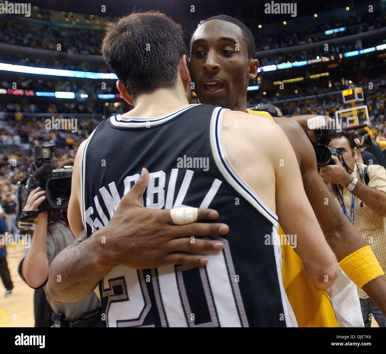2004 Kobe Stock Photos & 2004 Kobe Stock Images