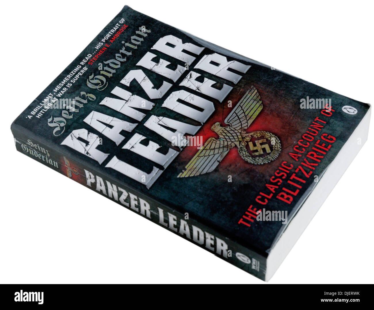 Panzer Leader by Heinz Guderian - Stock Image