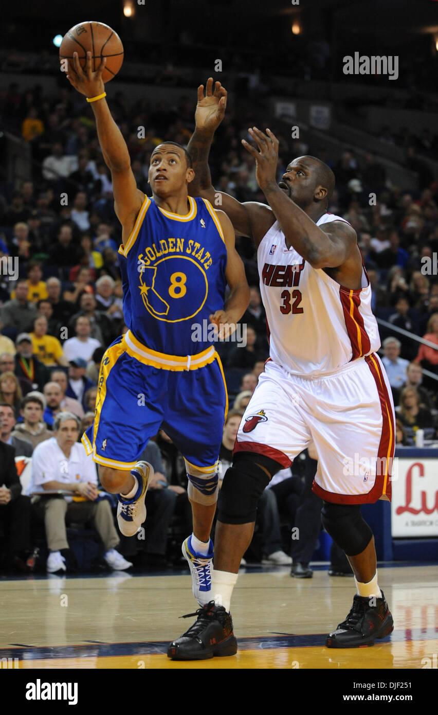 best website 23fc6 8ab7b Golden State Warriors' Monta Ellis, #8, goes up for the shot ...
