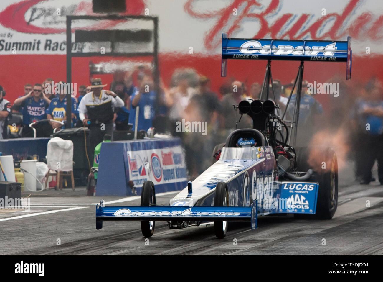 Nhra Full Throttle Drag Racing Stock Photos & Nhra Full