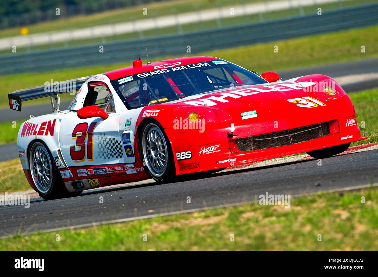 Grand Am Rolex Sports Car Series High Resolution Stock Photography ...