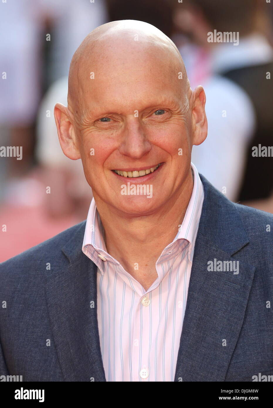 e75204e78d Duncan Goodhew Chariots of Fire premiere held at the Empire Leicester  Square - Arrivals London,