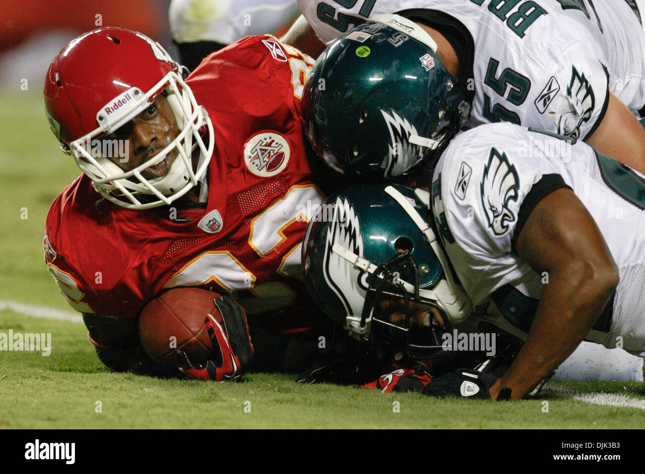 3e7f145683c Kansas City Chiefs Philadelphia Eagles Stock Photos & Kansas City ...