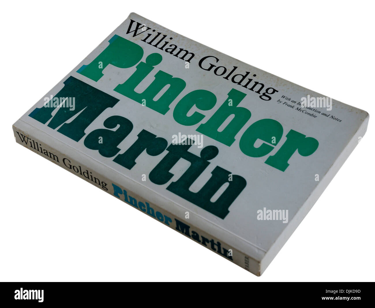 Pincher Martin by William Golding - Stock Image