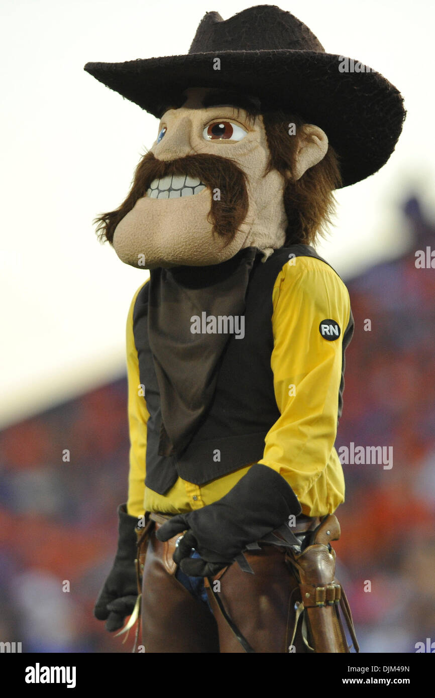 Pistol Pete Stock Photos & Pistol Pete Stock Images - Alamy