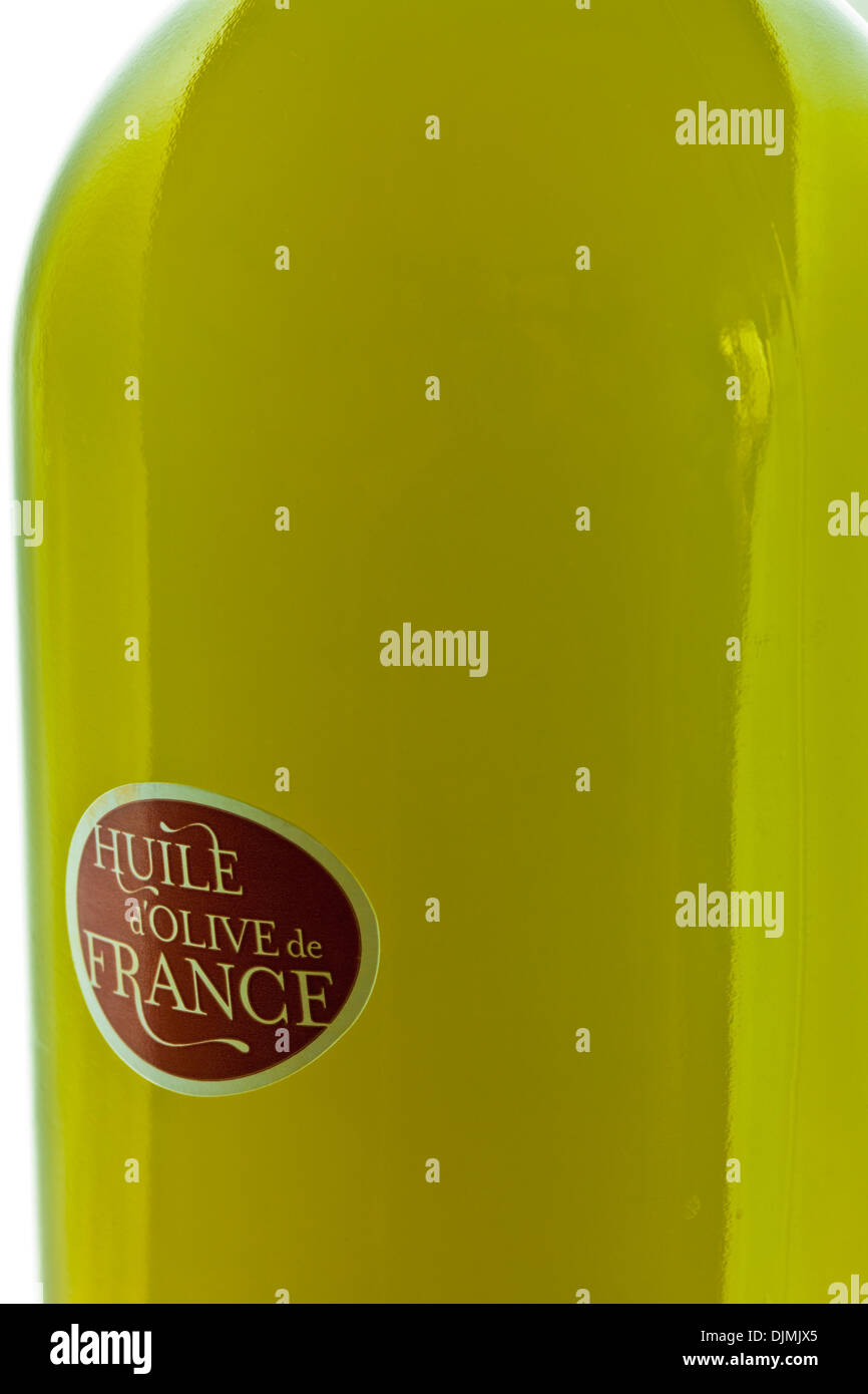 Newly pressed olive oil - Stock Image
