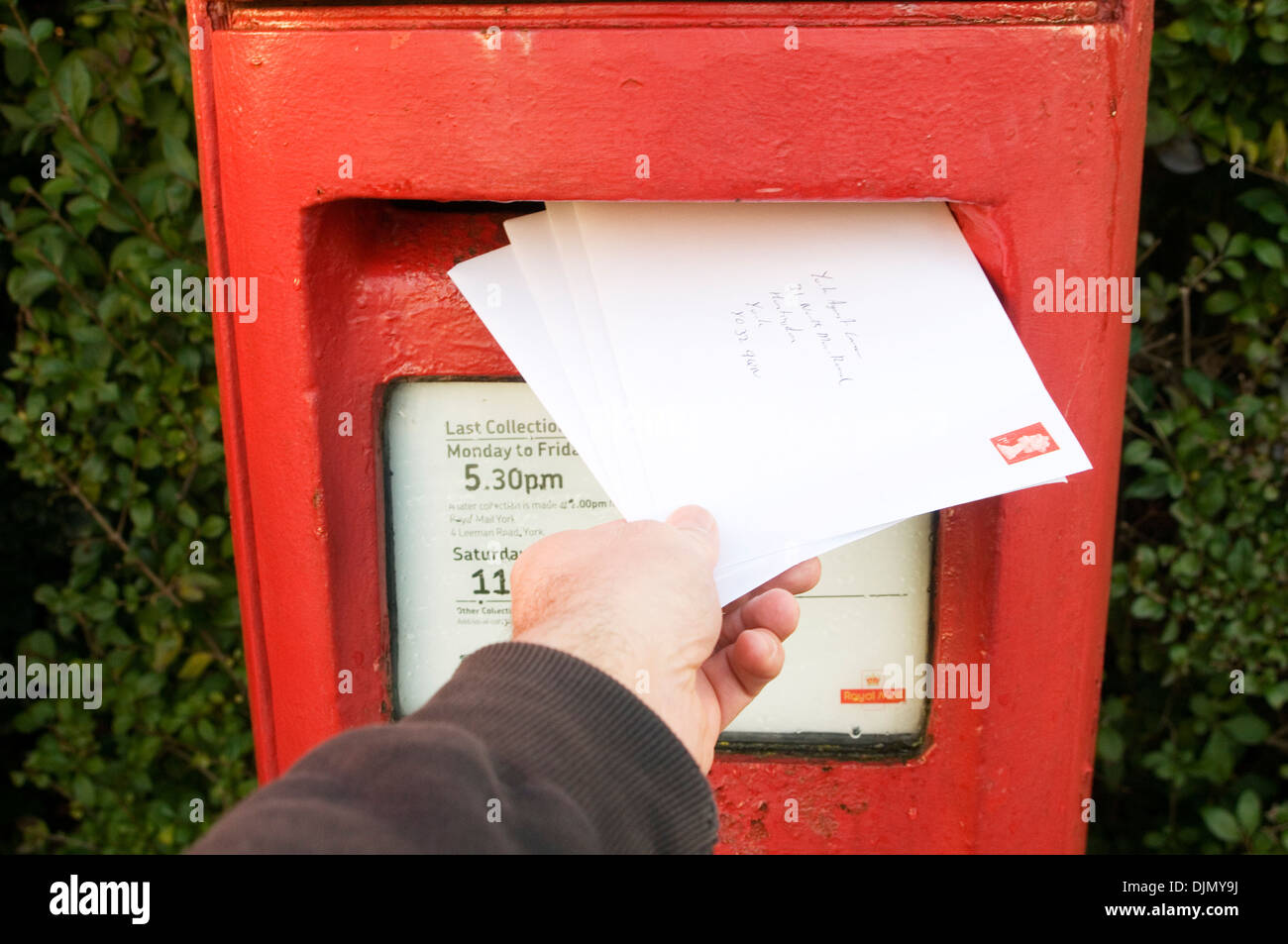 Post Office Letter Box Red Letterbox Postbox Boxes Posting A Letter