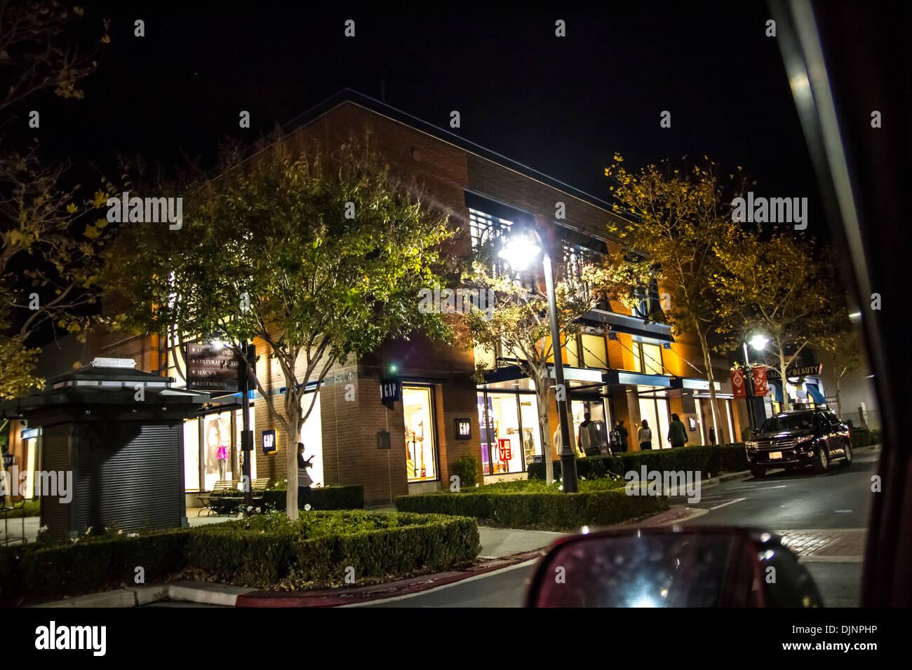 Victoria Gardens Mall California 9
