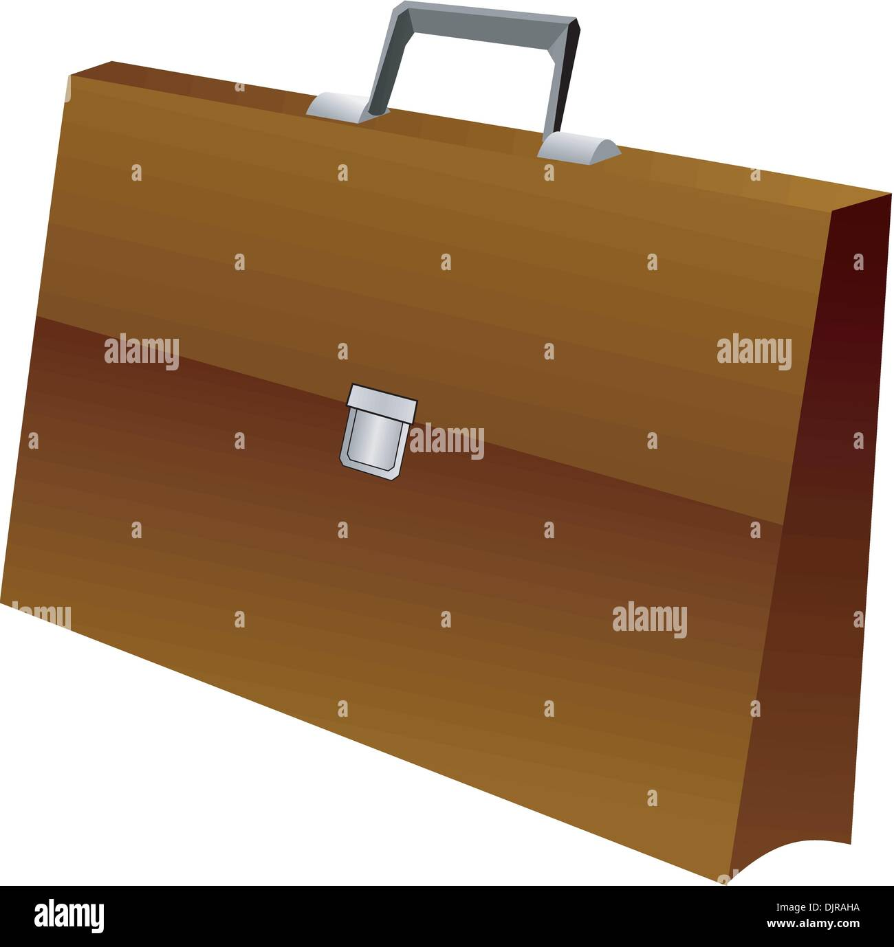 Business case Stock Vector