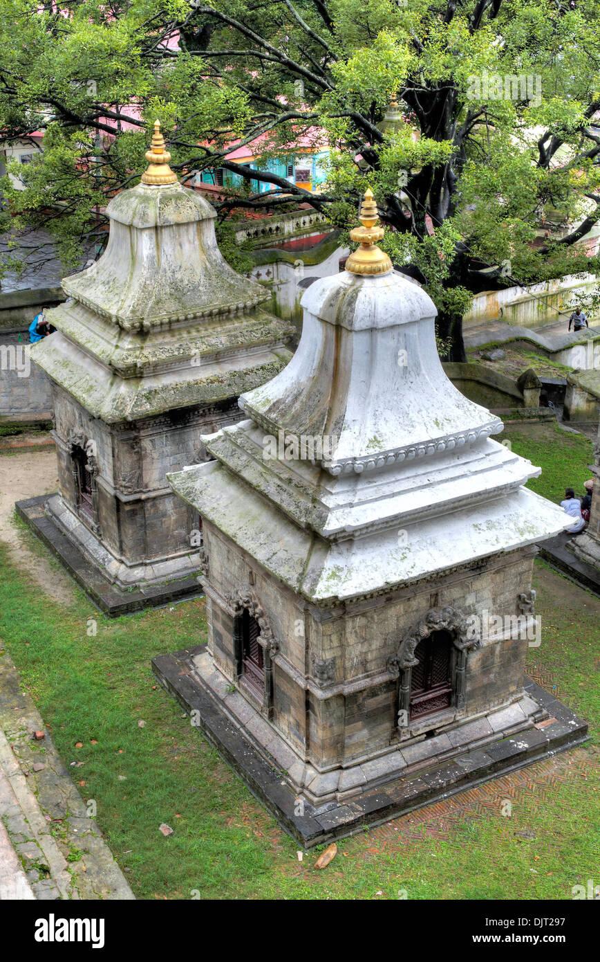 Pashupatinath, Kathmandu, Nepal - Stock Image