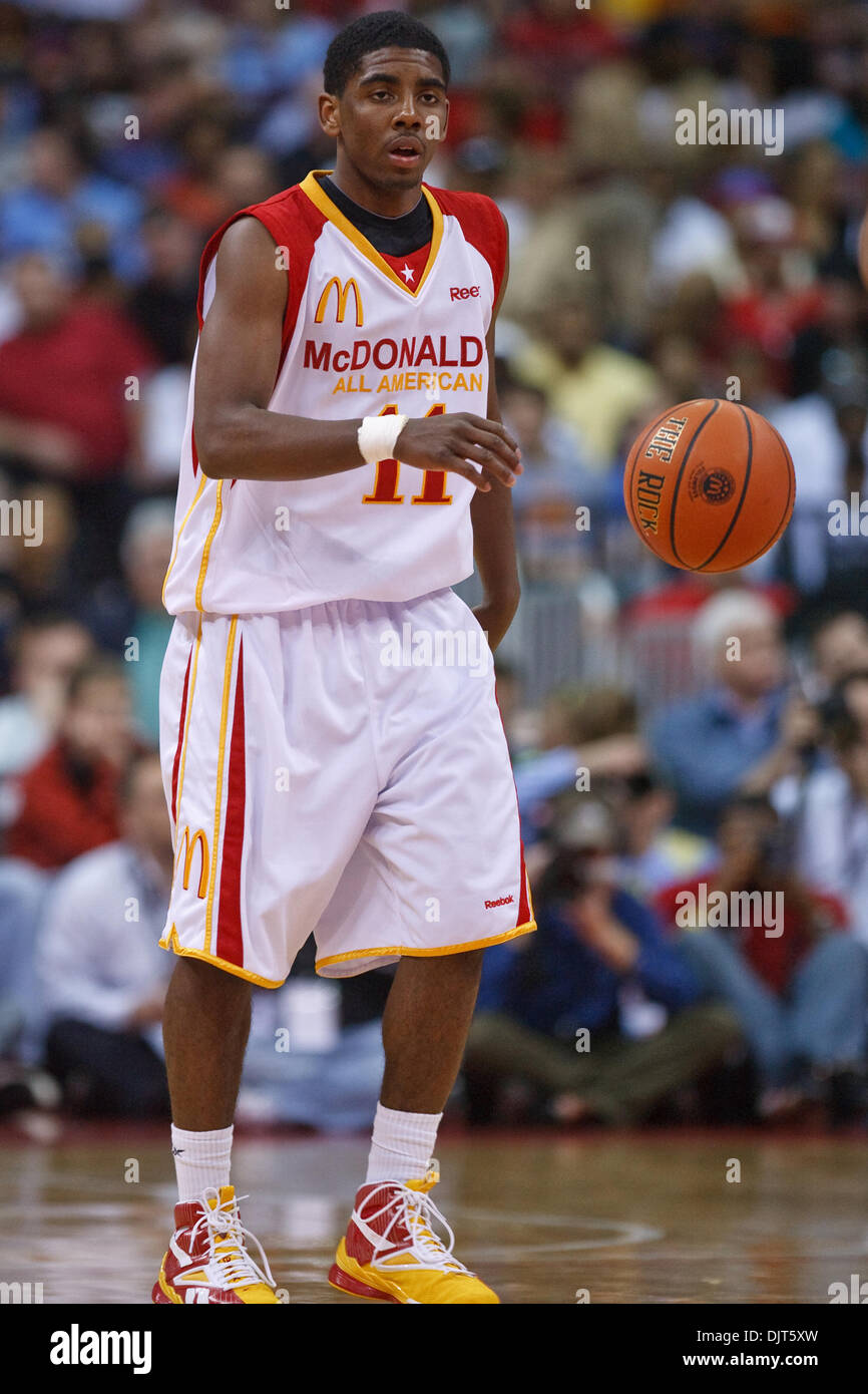 East All-Star guard Kyrie Irving (11