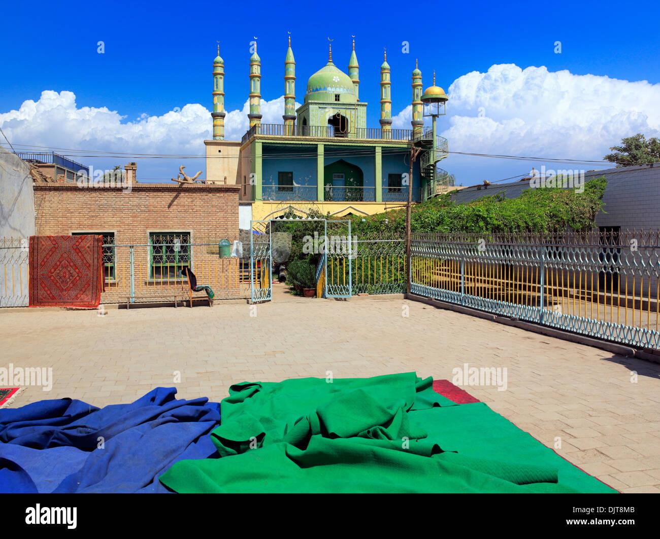 Turpan, Turpan Prefecture, Xinjiang Uyghur Autonomous Region, China - Stock Image
