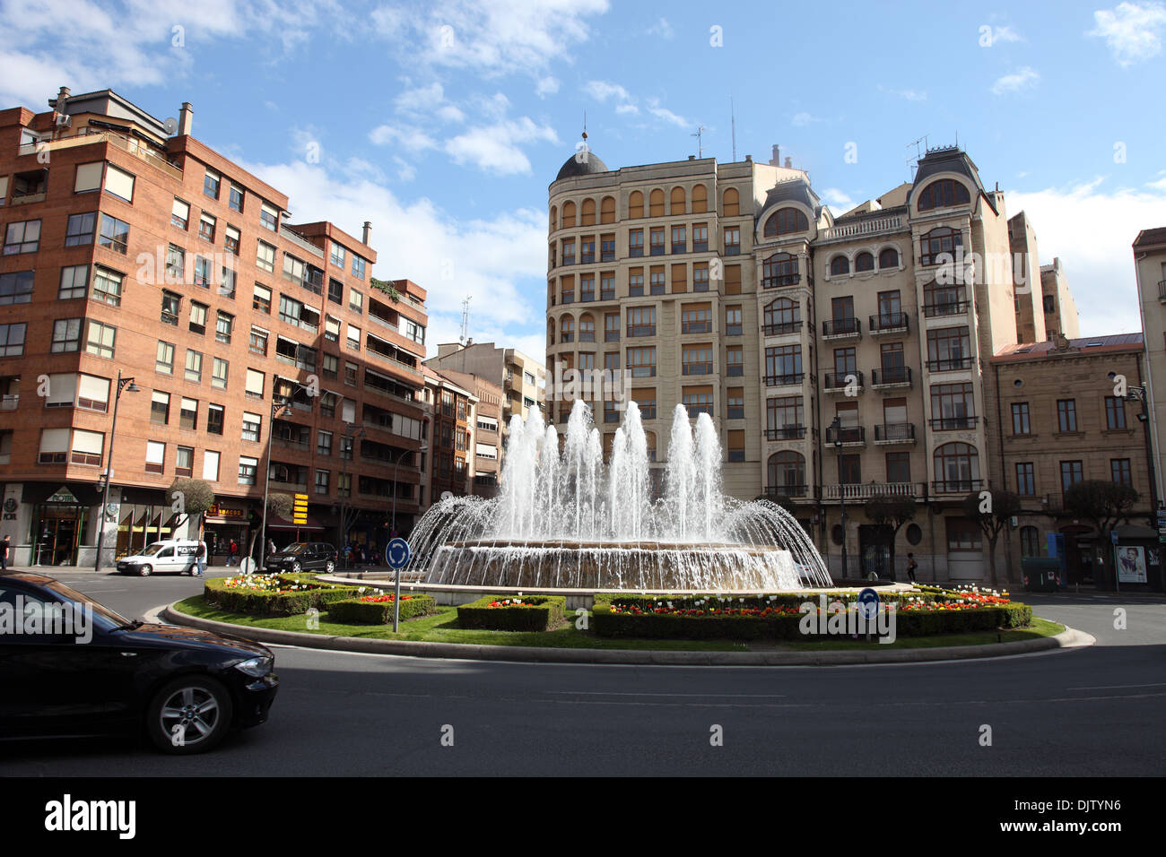 Capital Of Rioja logroño la rioja stock photos & logroño la rioja stock images - alamy