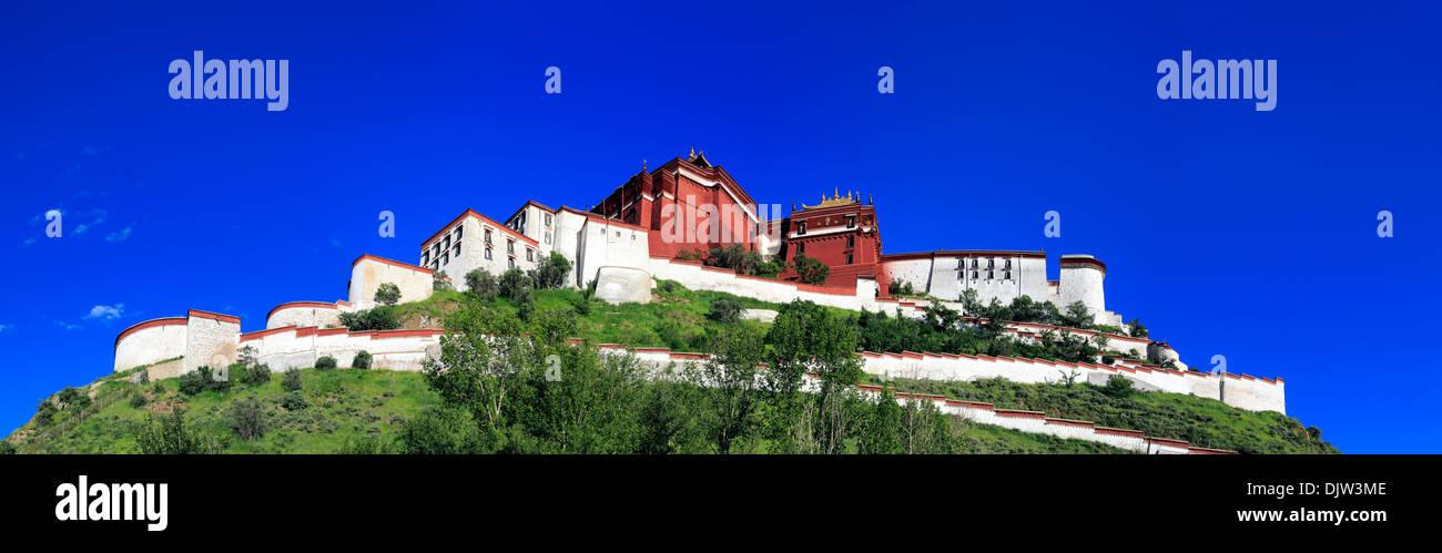 Potala Palace, Lhasa, Tibet, China - Stock Image