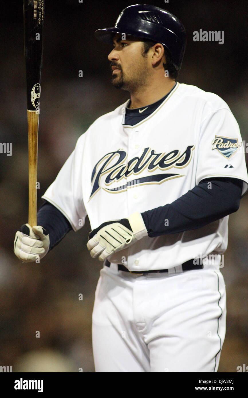 newest 82ffe 4ad24 San Diego Padres first baseman Adrian Gonzalez drew a walk ...