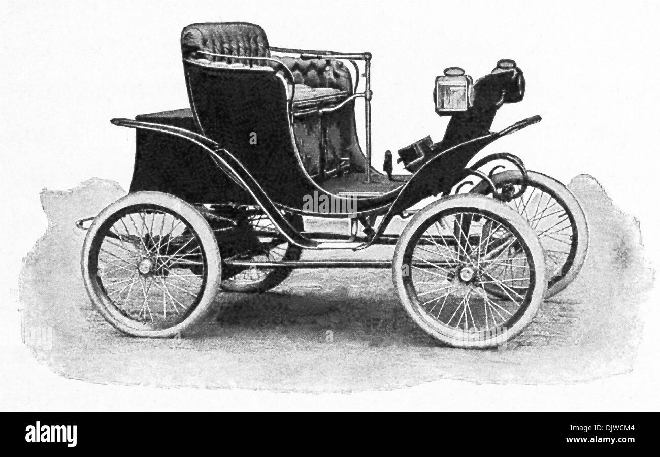 Early Electric Car Stock Photos & Early Electric Car Stock Images ...