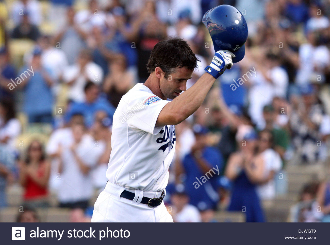 5a4a2305d88c4 Los Angeles Dodgers Hat Stock Photos   Los Angeles Dodgers Hat Stock ...