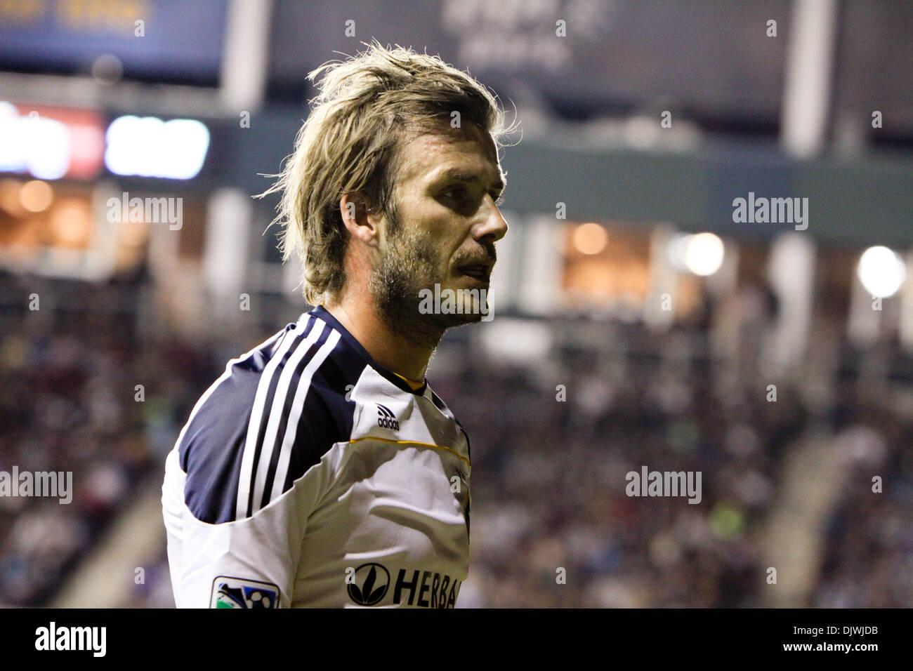 Beckham pa plats i los angeles