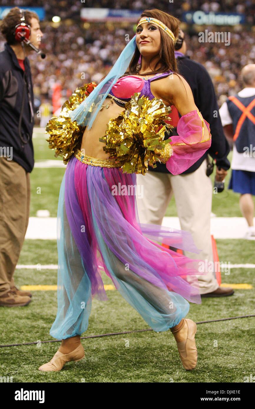 Oct 31 2010 The New Orleans Saints Cheeleaders the Saintsations show their  sc 1 st  Alamy & Saintsations Stock Photos u0026 Saintsations Stock Images - Alamy