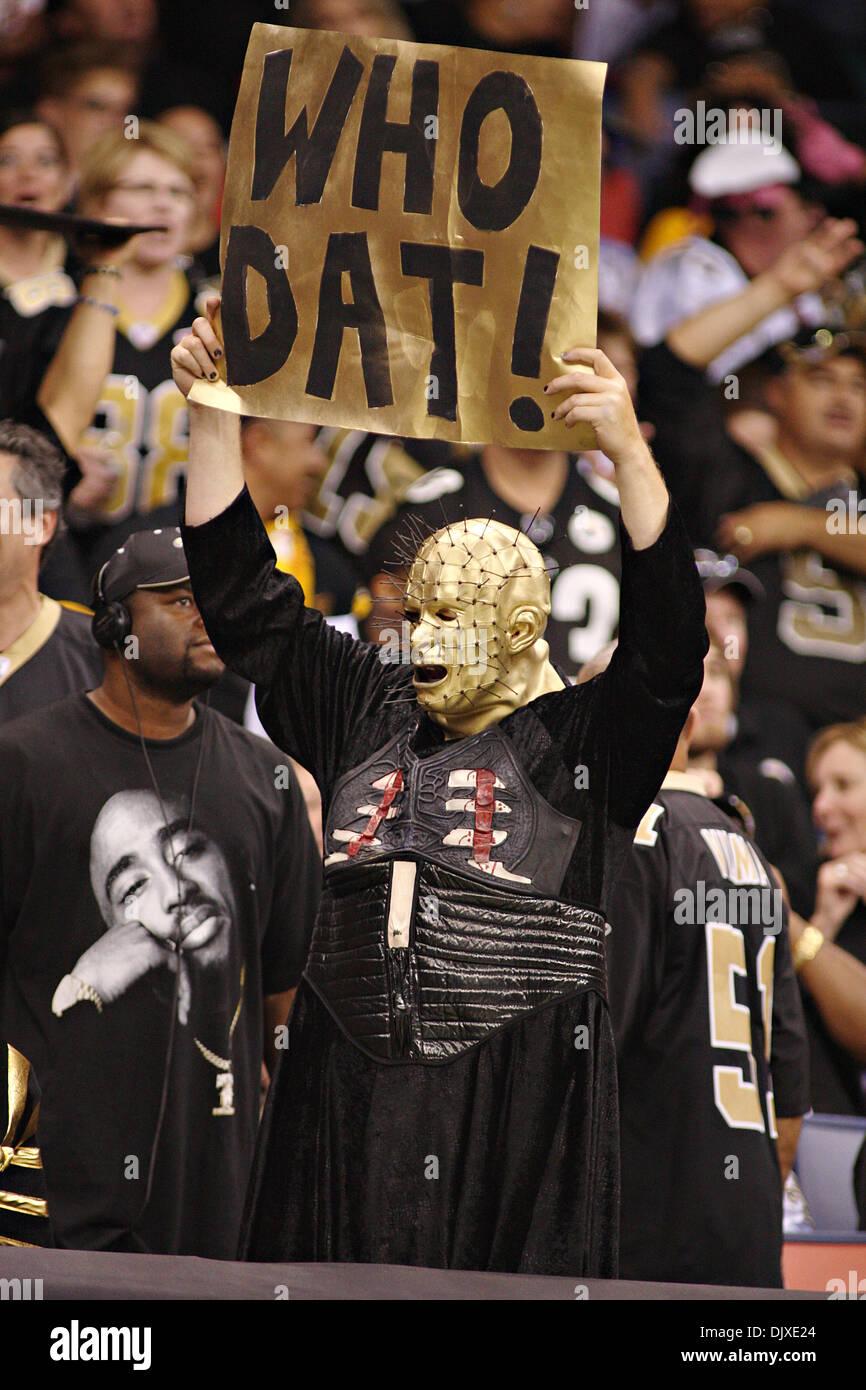 Fans New Orleans Saints Cheer Stock Photos Fans New