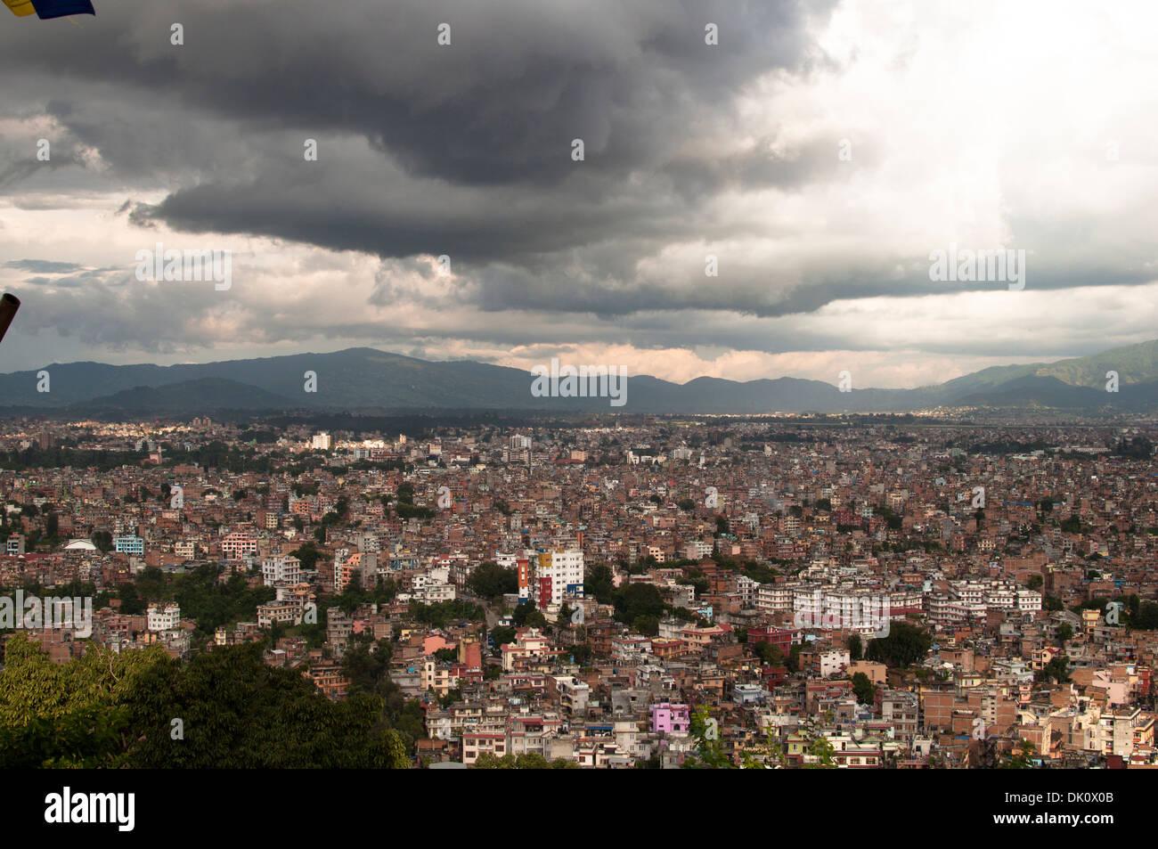 Kathmandu, Nepal - Stock Image