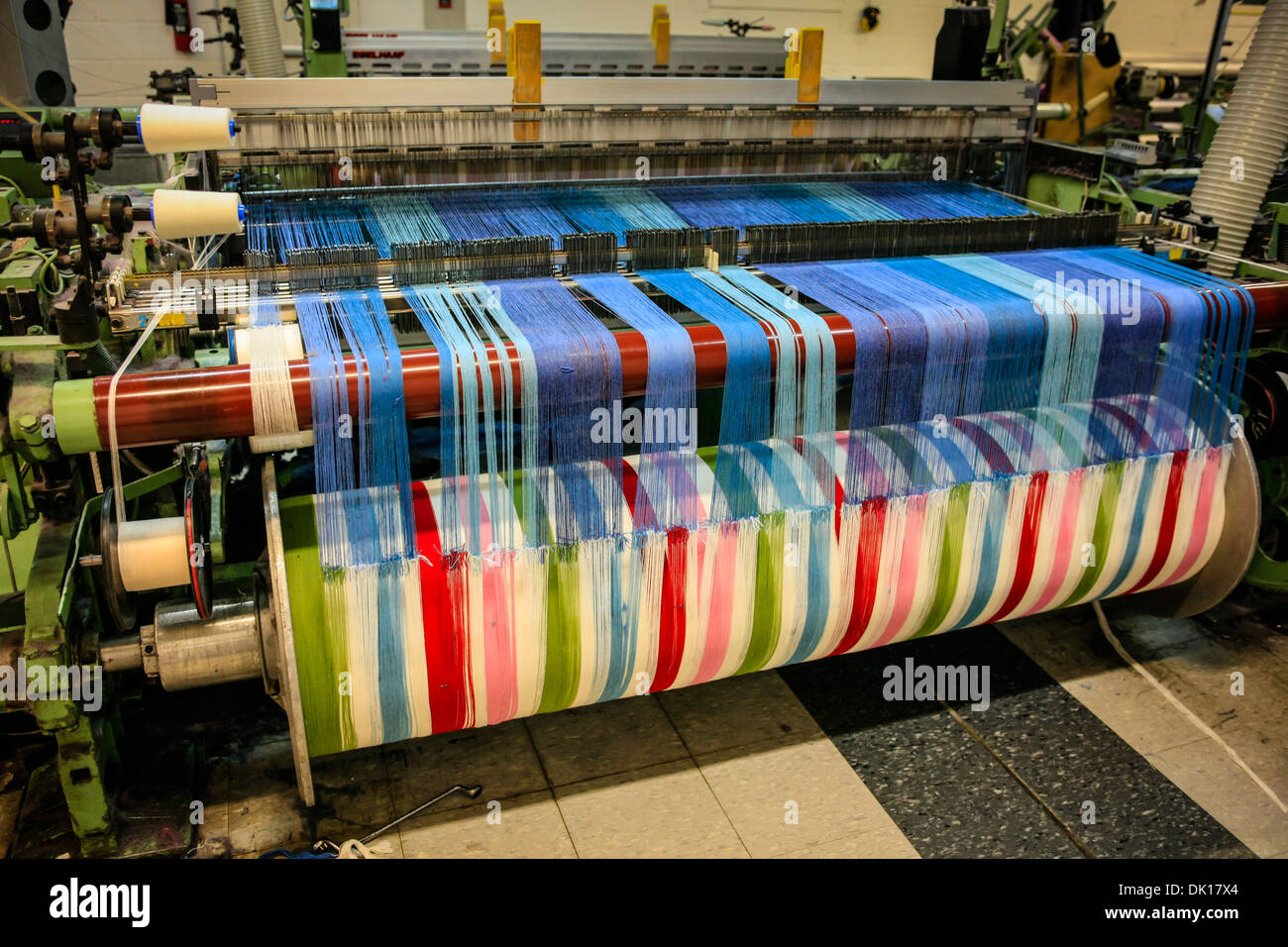 Weaving Machine Stock Photos & Weaving Machine Stock Images - Alamy
