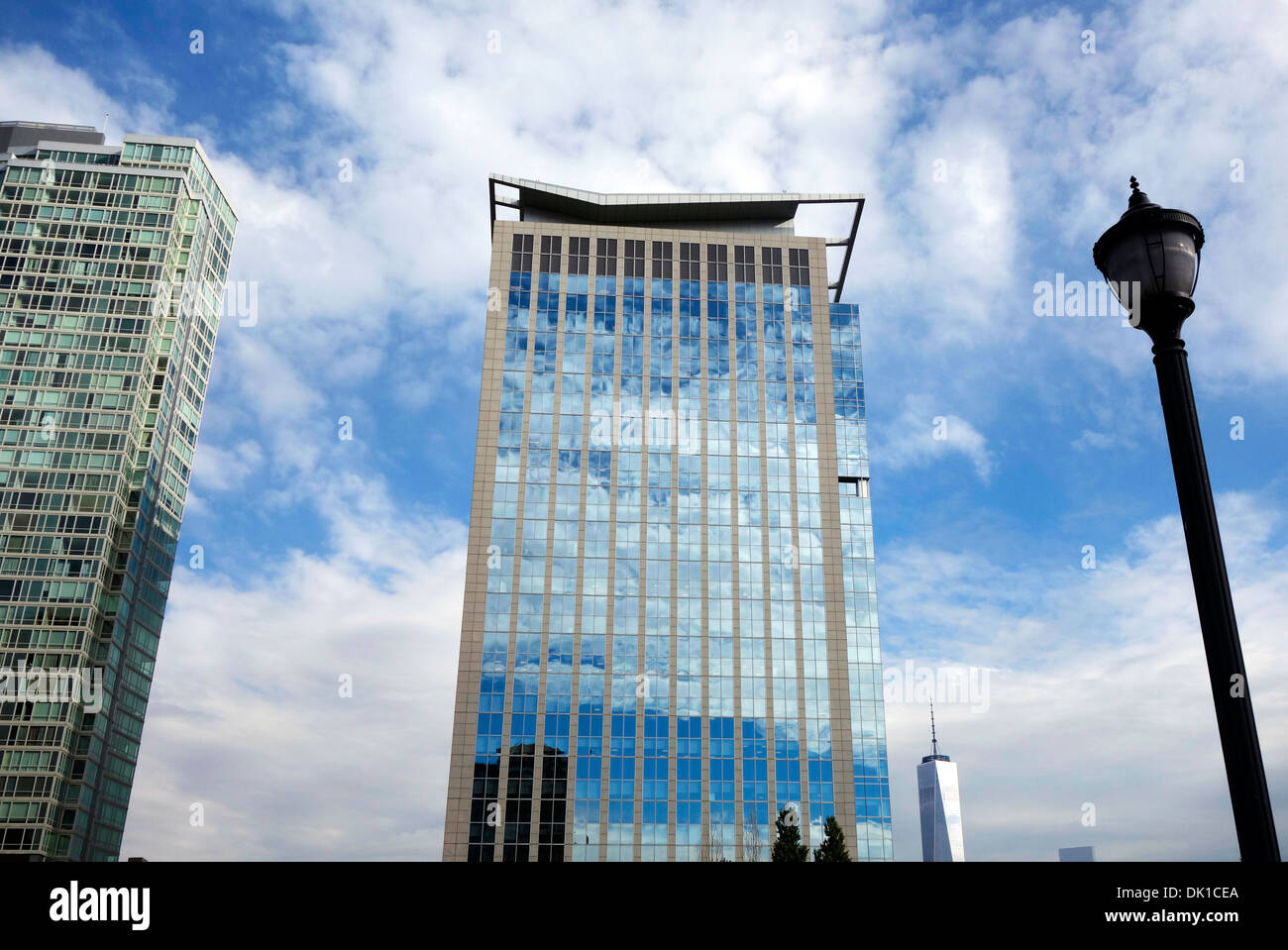 apartment buildings in jersey city nj stock photo 63341330 alamy