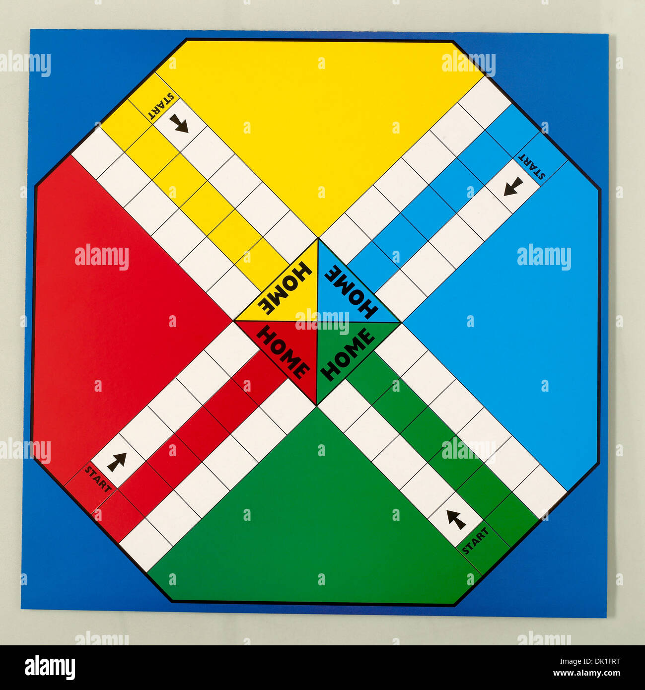 Game Board - Stock Image