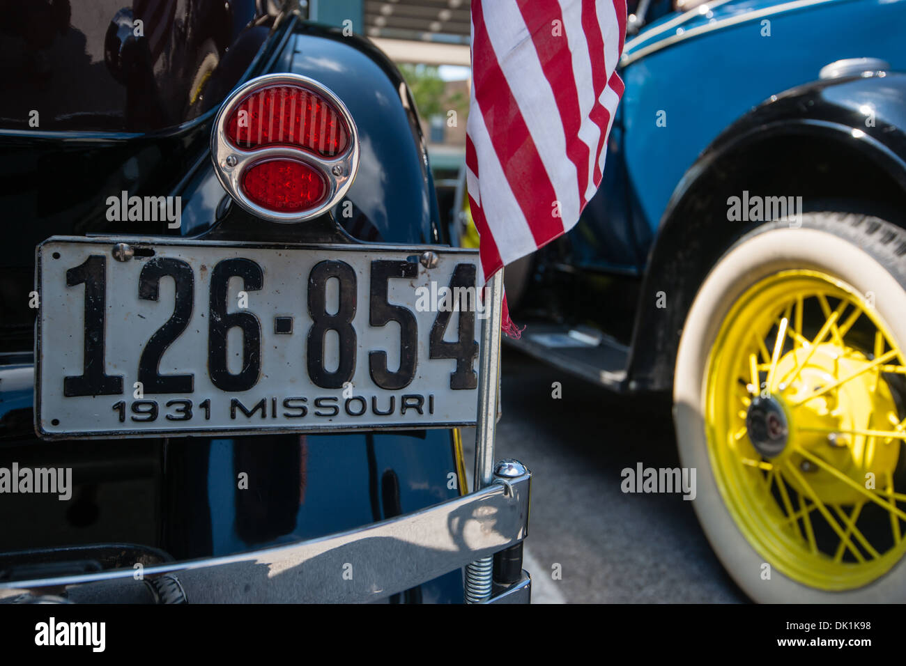 Missouri License Plate Stock Photos & Missouri License Plate Stock ...