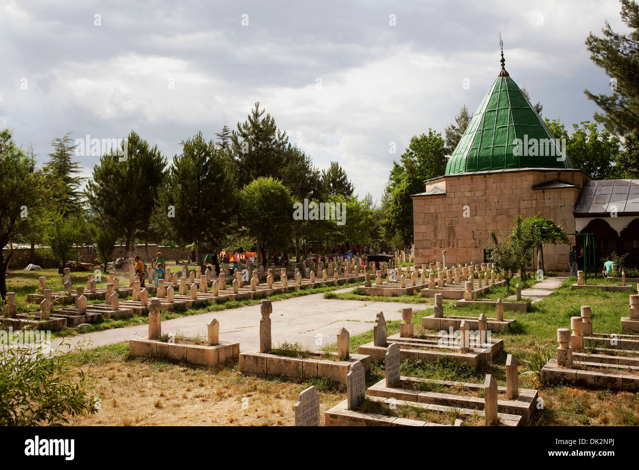 Tomb Of Abdal Musa Tekke Ky Elmal Antalya