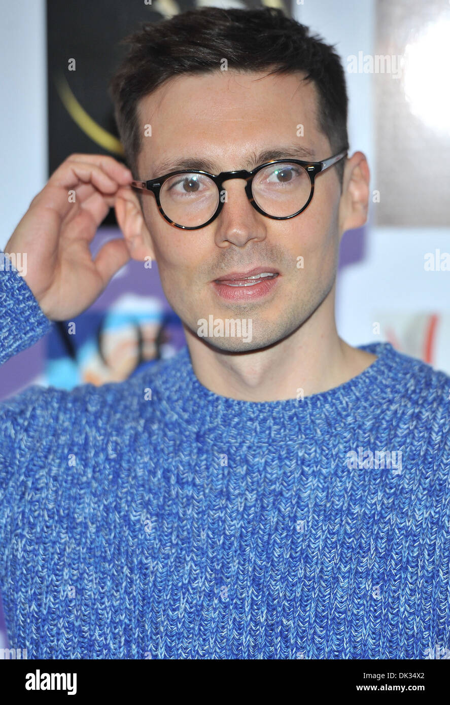 Erdem Moralioglu Vogue Festival 2012 held at Royal Geographical Society - Arrivals London England - 20.04.12 - Stock Image