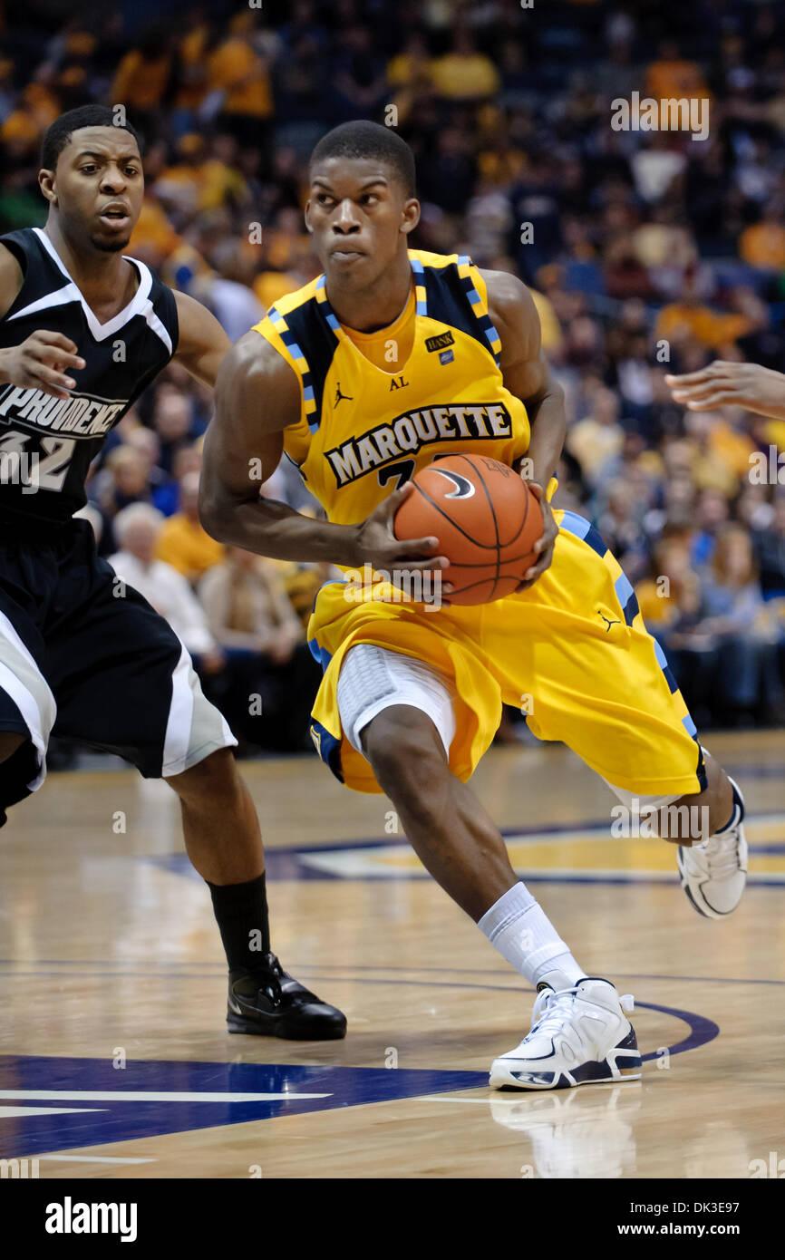 Feb  27, 2011 - Milwaukee, Wisconsin, USA - Marquette