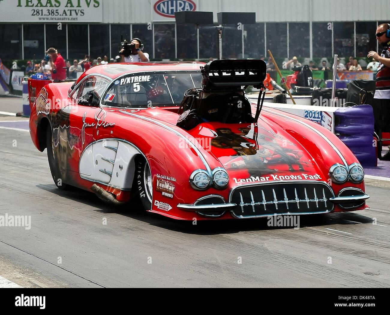 Pro Stock Corvette : Corvette stock photos images