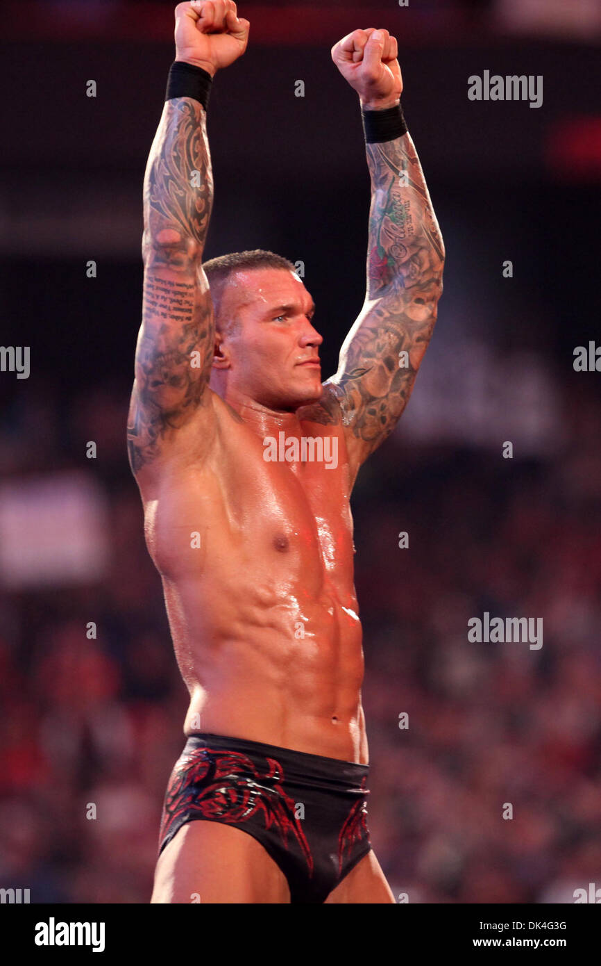 Randy Orton Stock Photos Randy Orton Stock Images Alamy