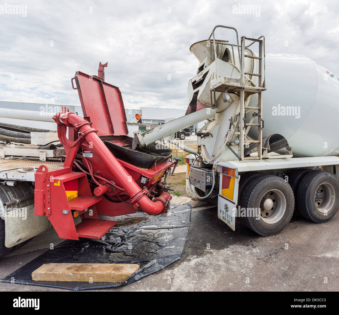 Pump Truck Stock Photos & Pump Truck Stock Images - Alamy