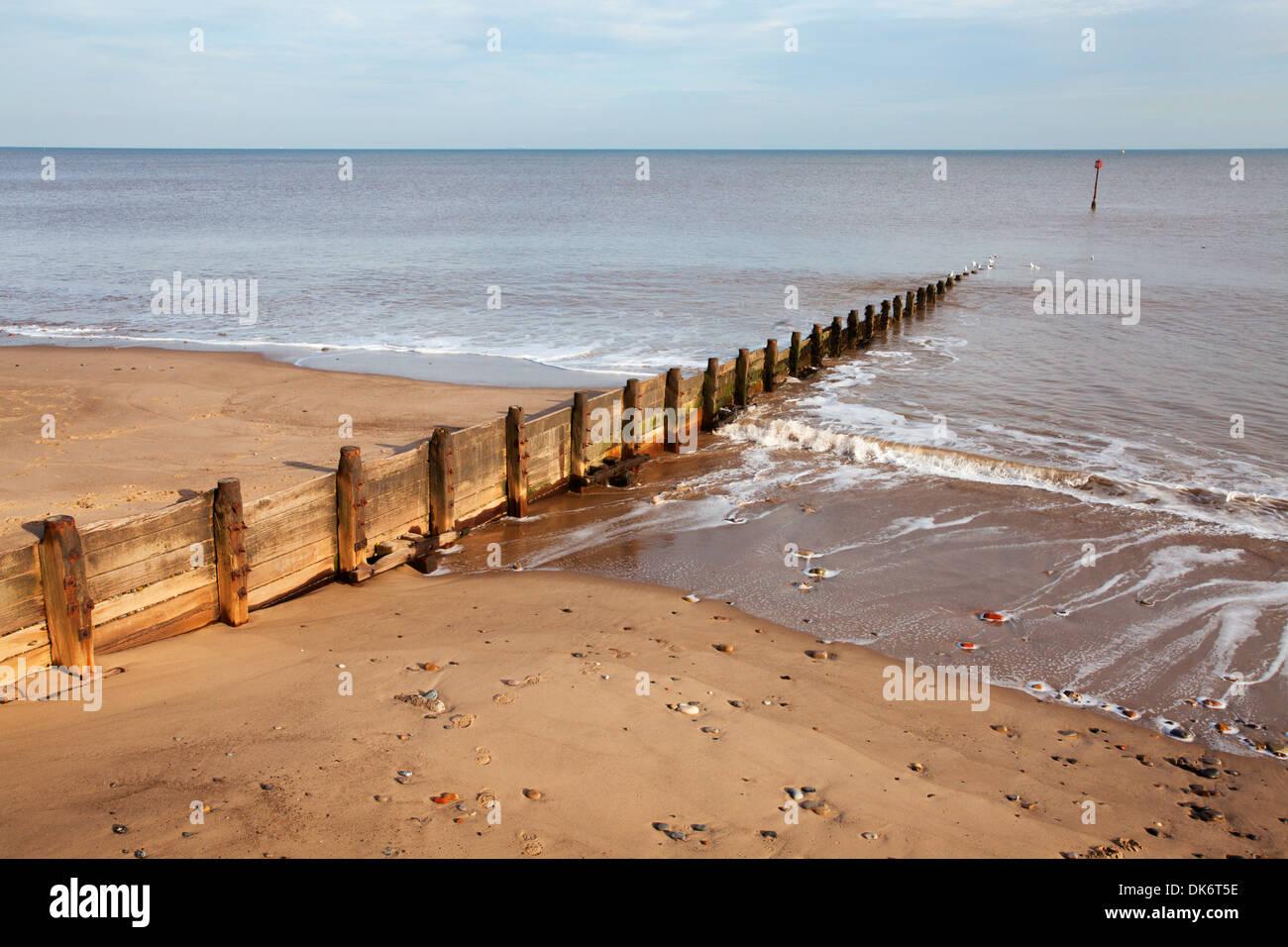Sandy Beaches South East England