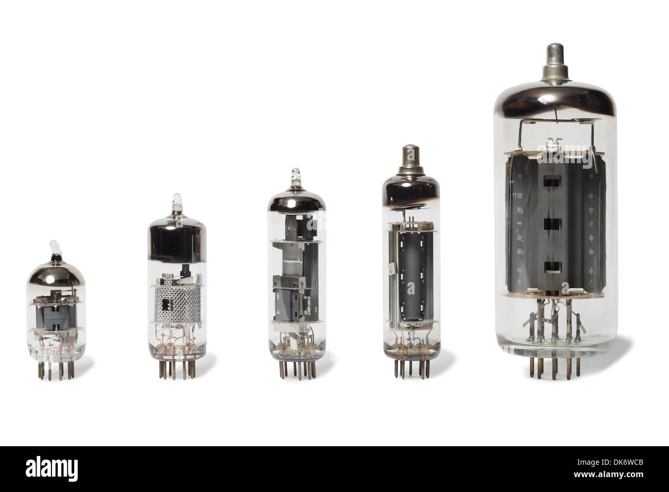 Thermionic Diode Stock Photos Images Alamy Vacuum Tube Diodes Tubes