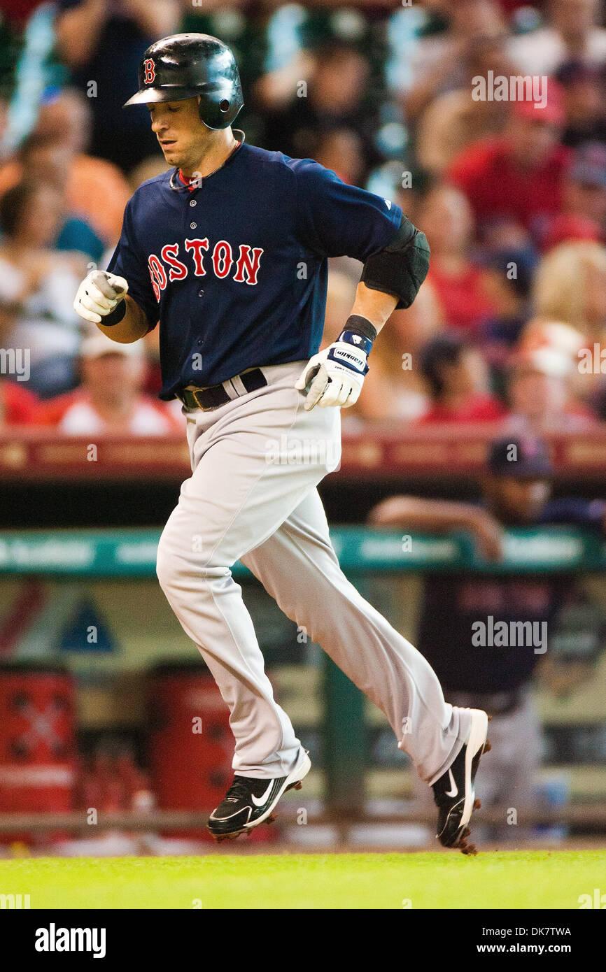 July 1, 2011 - Houston, Texas, U.S - Boston Red Sox Infielders Marco ...