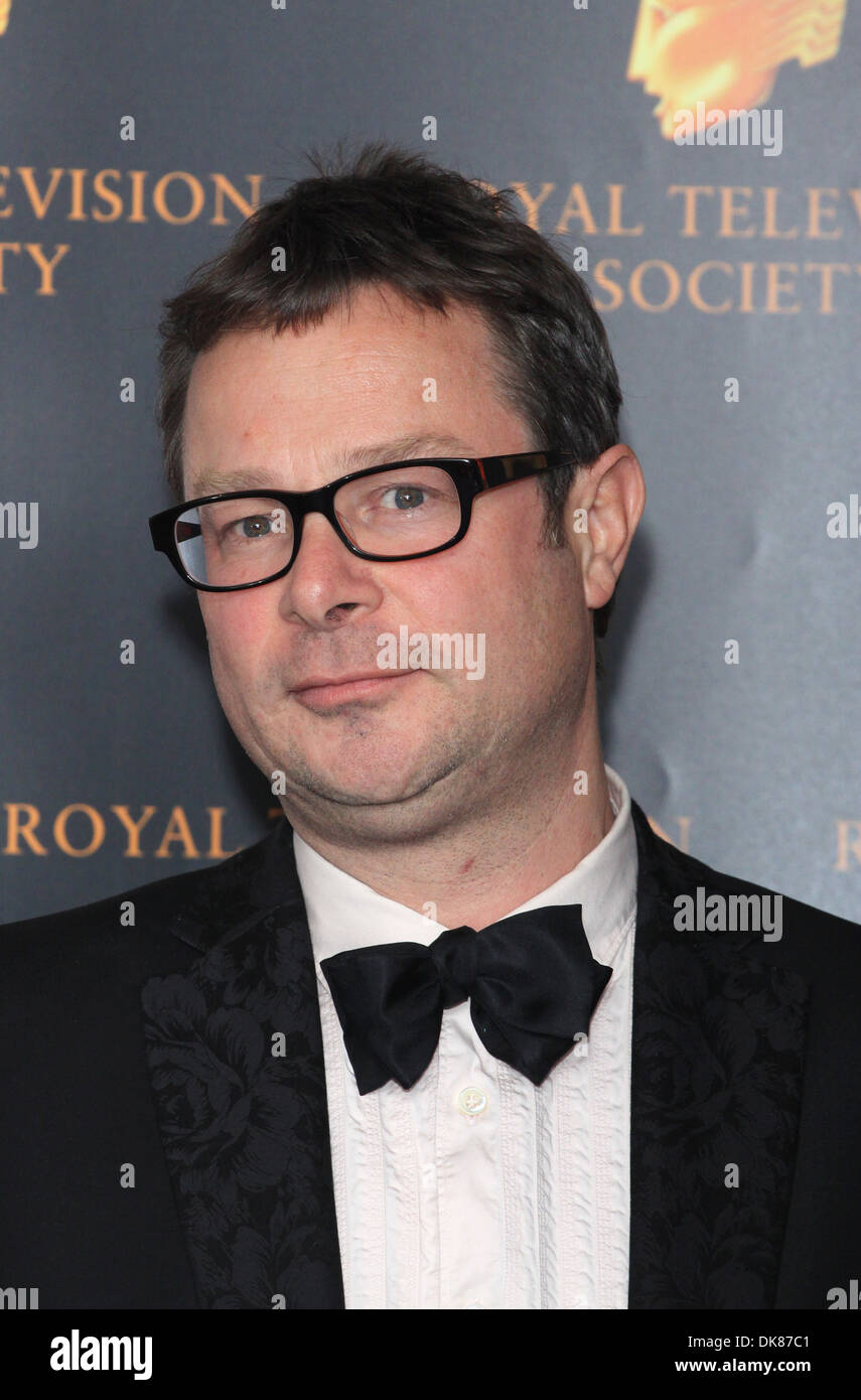 Hugh Fearnley-Whittingstall RTS Programme Awards 2012- Arrivals London England - 20.03.12 - Stock Image